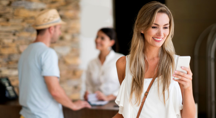 How to Create a Positive Hotel Guest On-Site Experience - OpenKey