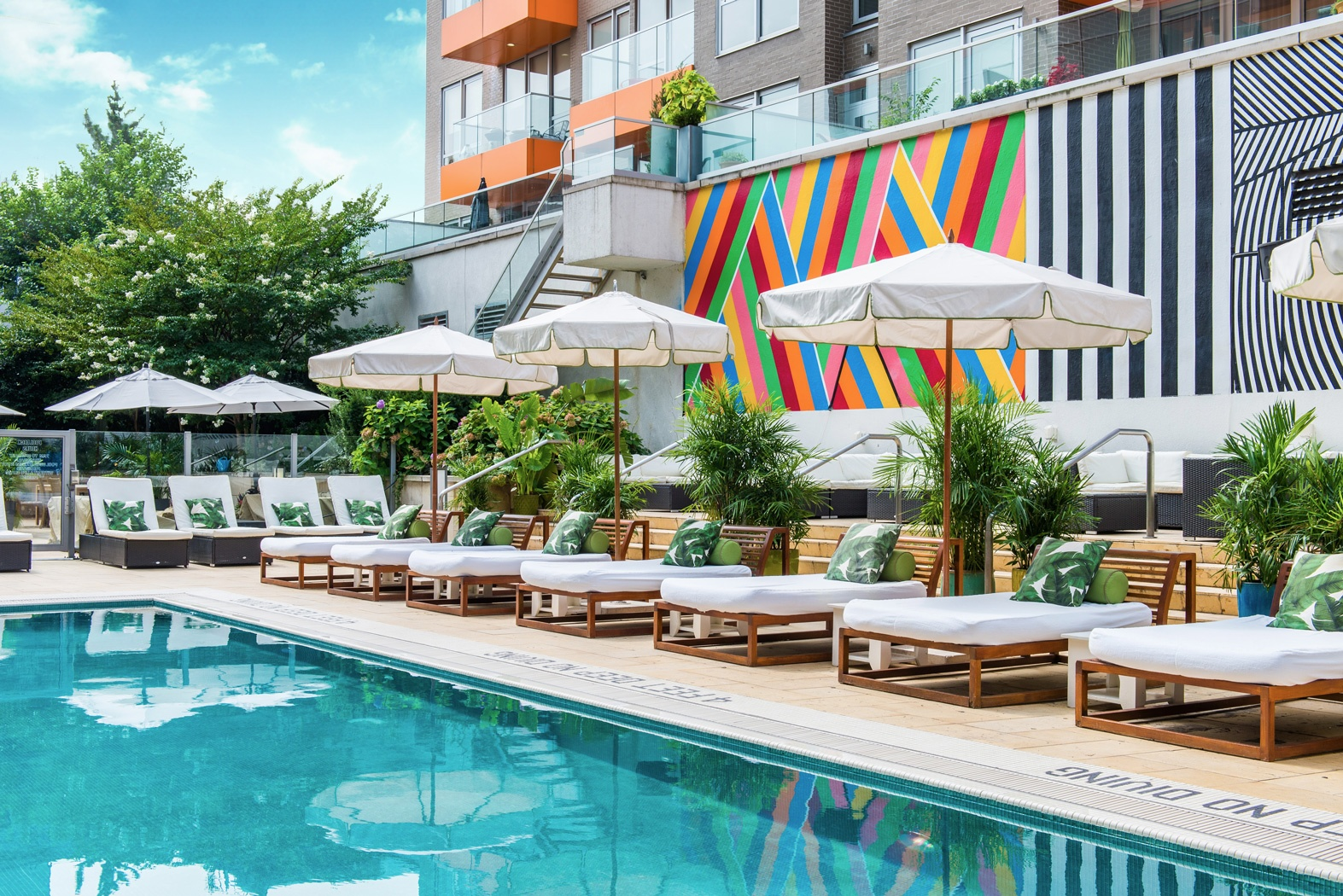 McCarren Hotel & Pool Debuts OpenKey's Mobile Key Access