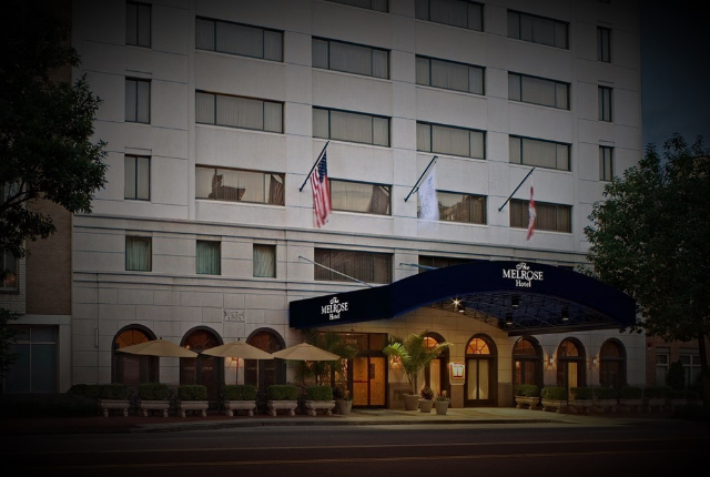 The Melrose Georgetown Hotel Embarks on Partnership with OpenKey