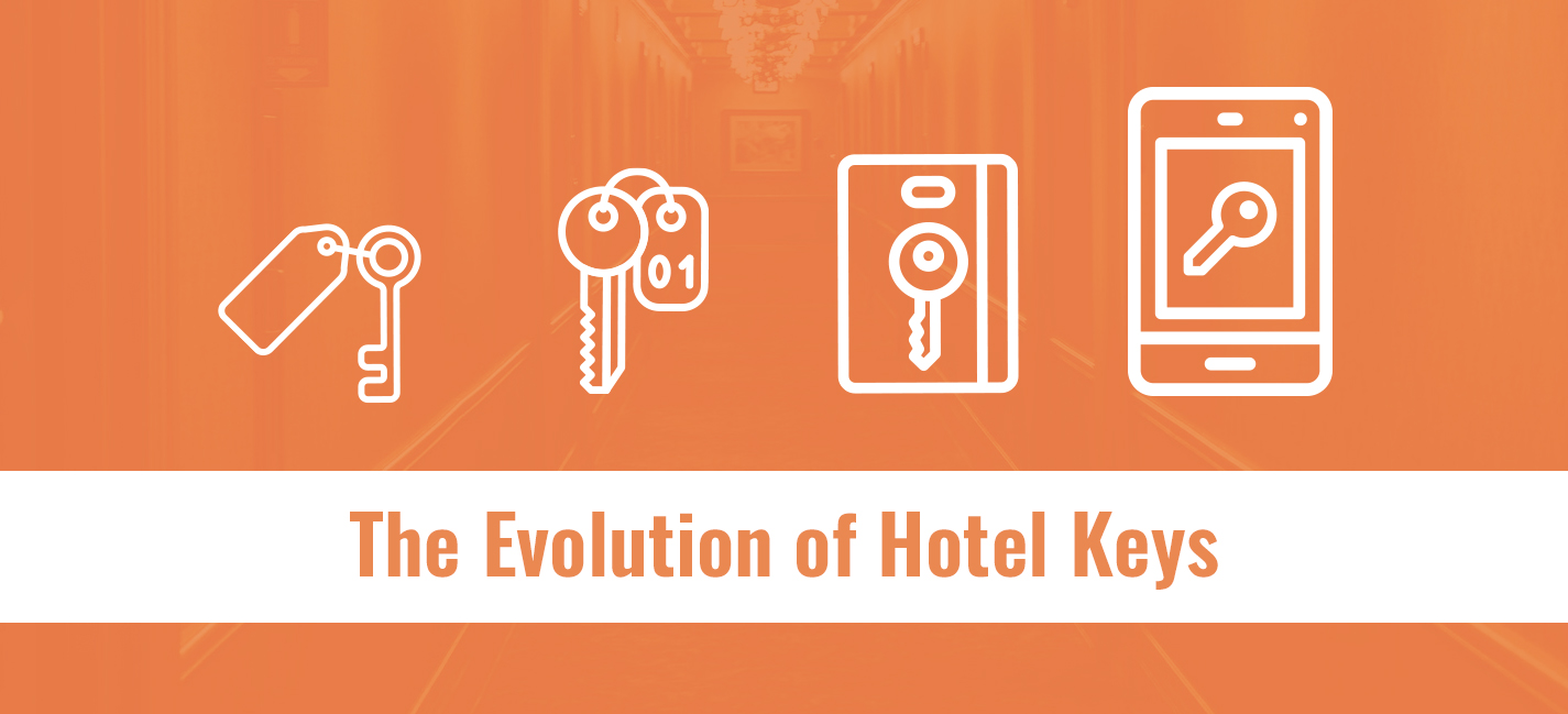 The Evolution of Hotel Keys