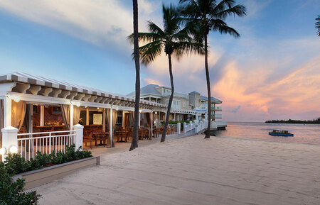 Pier House Resort & Spa Plugs Into Partnership with OpenKey