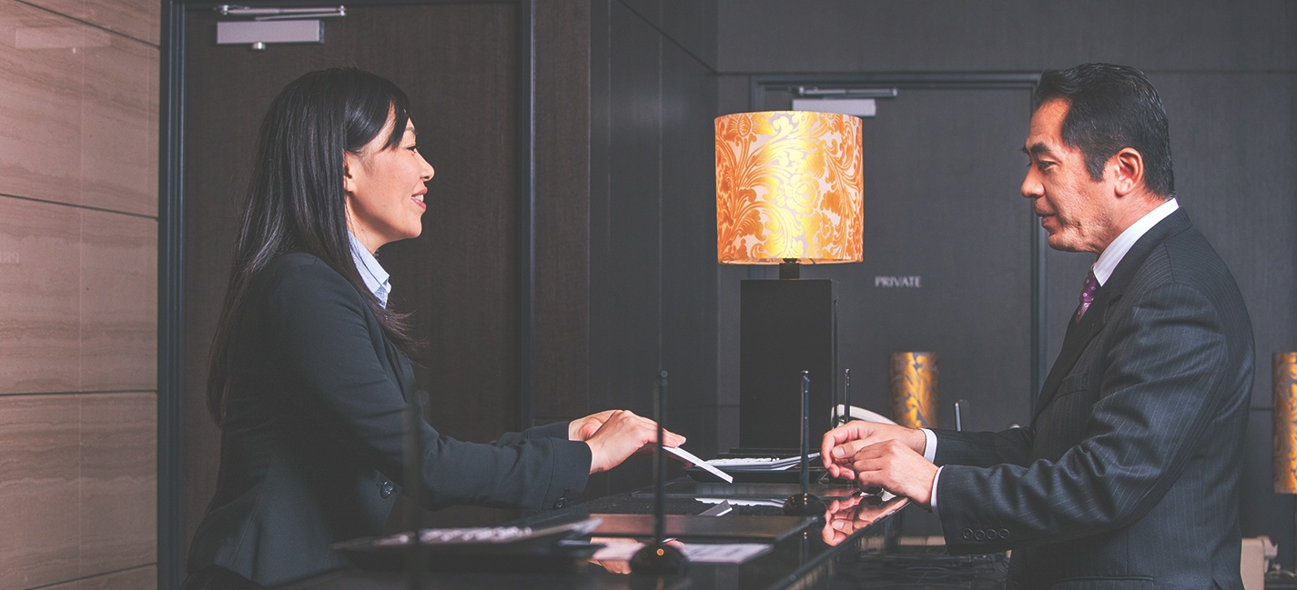Reducing Hotel Check-In Times and Front Desk Traffic