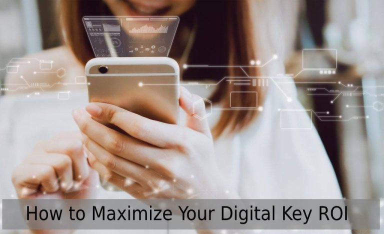 how to maximize hotel digital key ROI