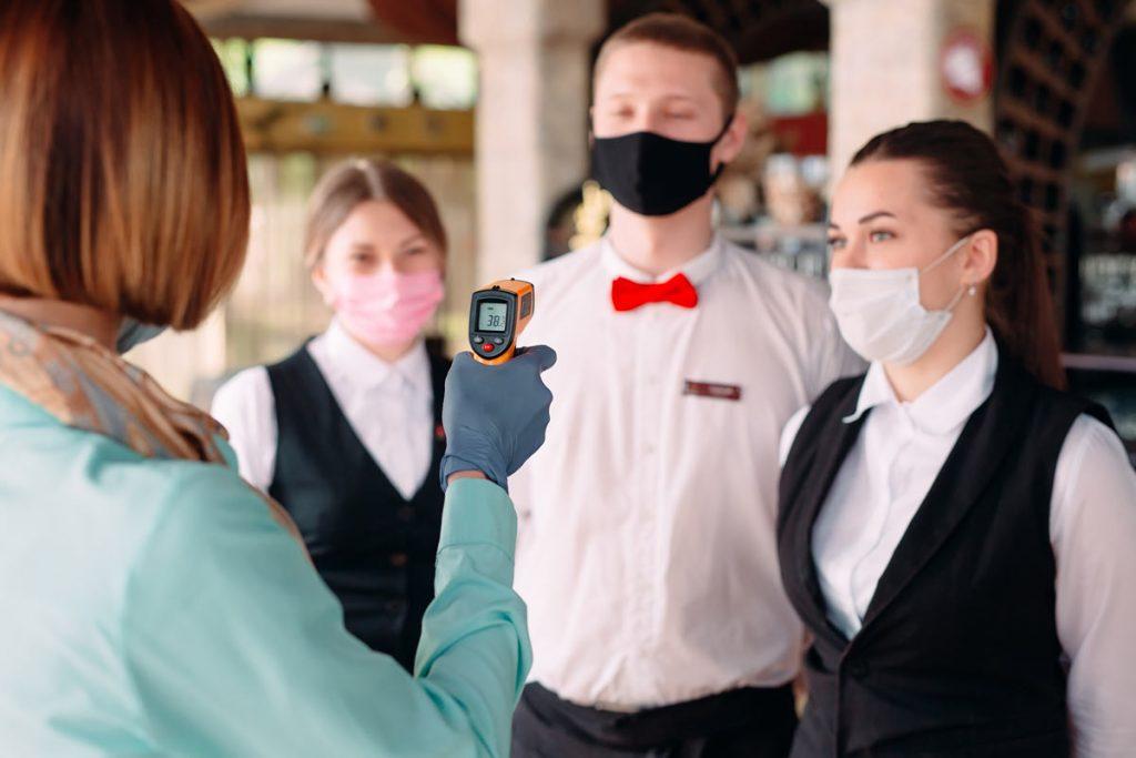 keeping staff safe