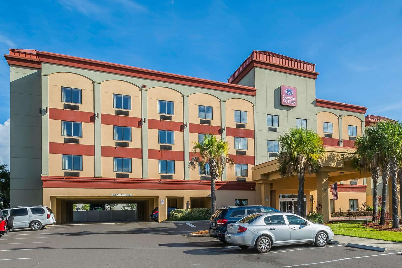 Read more about the article Comfort Suites, West Jacksonville